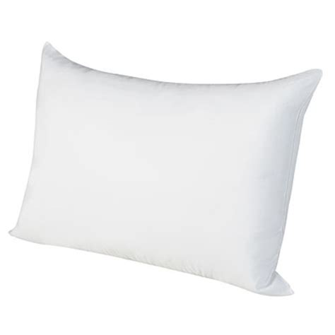 standard bed pillow size standard size bed pillow big lots