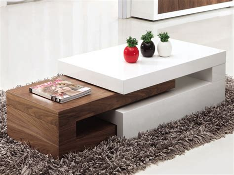 table for tv in living room