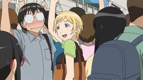 genshiken second season weekly review of transit place and culture in anime 53