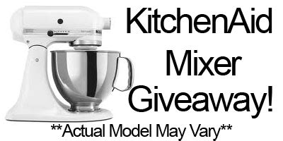 Coupon Clipinista Instant Win List - win a kitchenaid mixer coupon clipinista