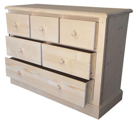 mini commode bois commode en pin massif maison design wiblia