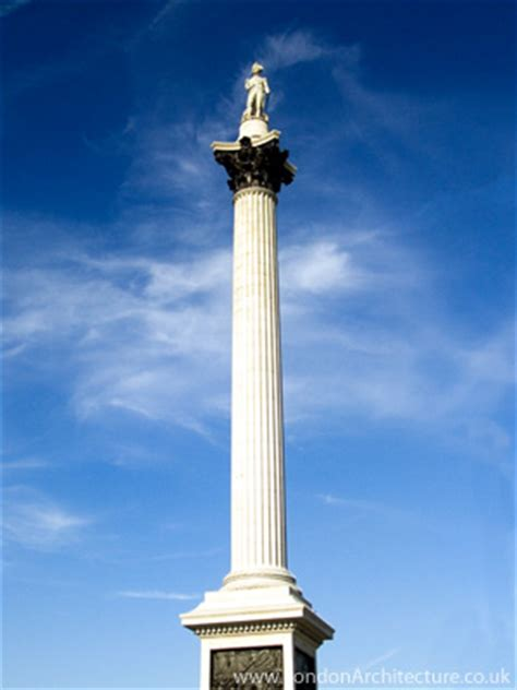 800 Square Feet In Meters by Nelson S Column Trafalgar Square London England Sw1