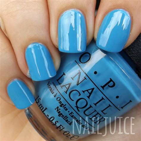 opi no room for the blues nail juice opi no room for the blues
