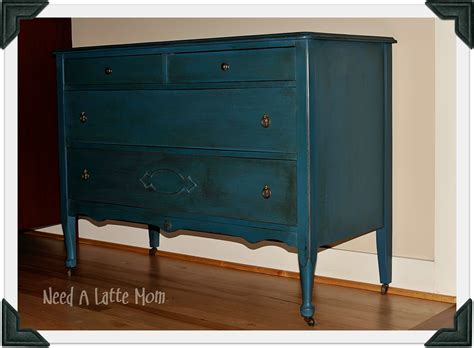 blue painted furniture need a latte mom aubusson blue dresser