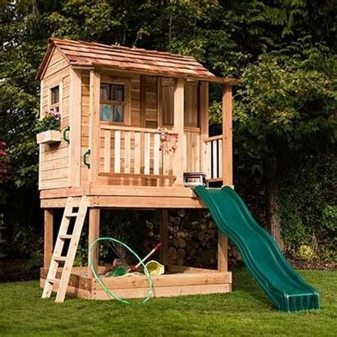 best 25 playhouse plans ideas on diy