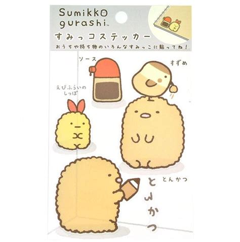 Hello Kitty Stickers For Walls sumikko gurashi decal stickers