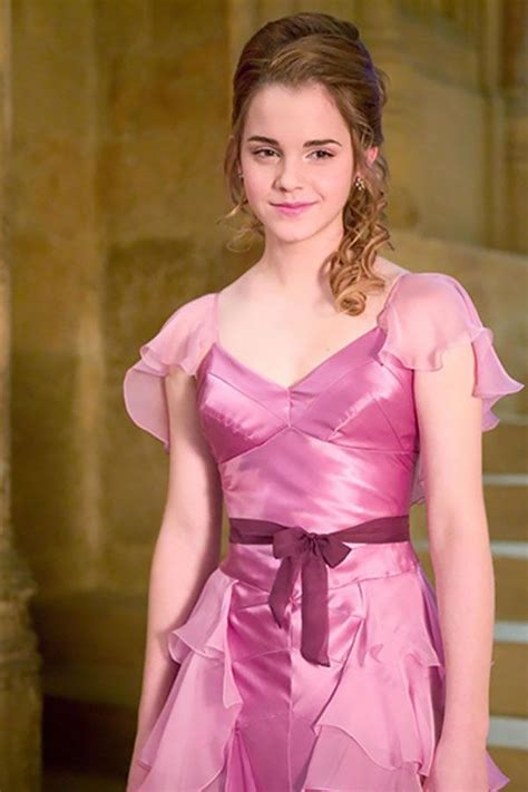 Hermione Granger Dress by The Costume Designer For The Quot Harry Potter Quot