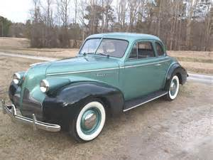 1939 Buick Coupe 1939 Buick Special Sport Coupe Cars