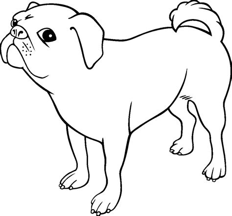 coloring pages funny dogs free coloring pages for kids oloring funny dogs cute dog