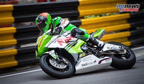Motorradrennen In Macau by Hickman Wins 2016 Macau Motorcycle Gp Mcnews Au