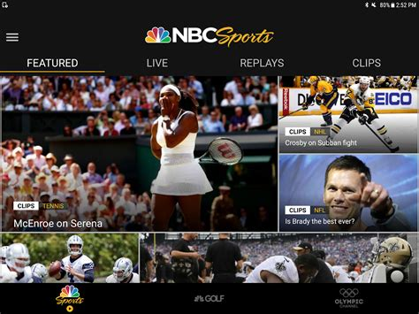 nbc sports live apk nbc sports android apps on play