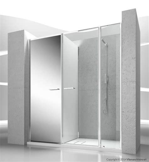 box doccia a nicchia box doccia a nicchia su misura in vetro temperato w41