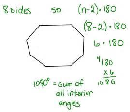 Interior Angle Sum Of A Polygon mrs swickey s class may 2010