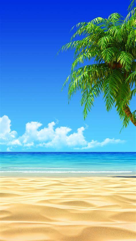 iphone beach wallpaper hddesktopwallpaperorg
