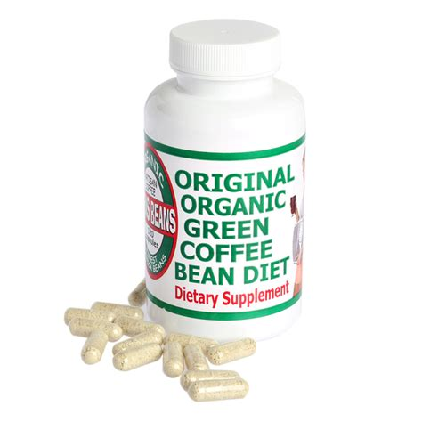 Green Bean Coffee Diet green coffee diet pills by keens beans fab