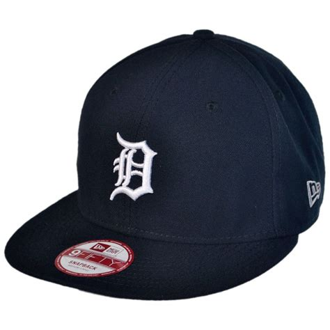 new era mlb new era detroit tigers mlb 9fifty snapback baseball cap