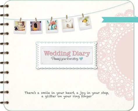 weddingku diary wedding diary we create weddings with a personal touch