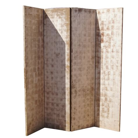 wooden room dividers 74 quot hand painted wood room divider ebay