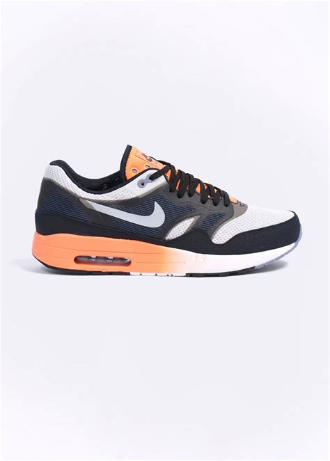 air max comfort nike air max comfort 2 0 trainers grey atomic orange