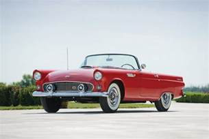1955 Ford Thunderbird 1955 Ford Thunderbird