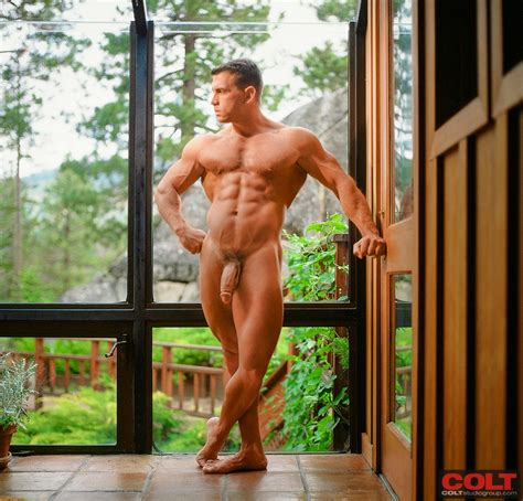 Colt Icon Jake Tanner The Muscle Service Station