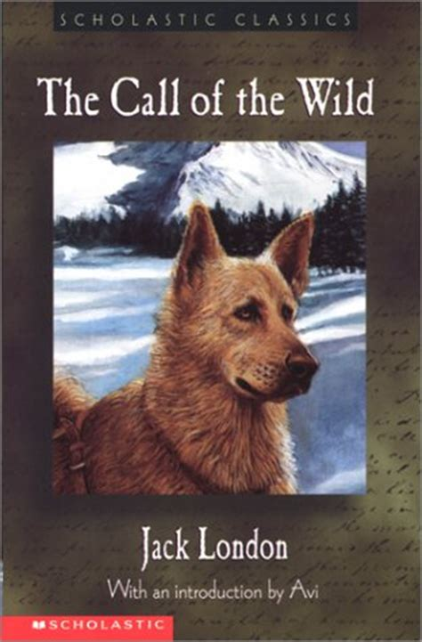 themes in jack london s call of the wild book covers