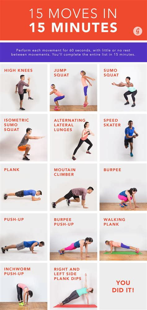 workout 15 in 15 minutes greatist