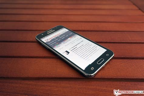 samsung reviews samsung galaxy j5 smartphone review notebookcheck net