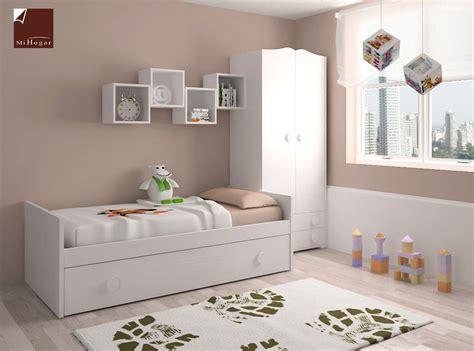 decorar habitacion cama nido dormitorio infantil 2 mvs muebles mi hogar