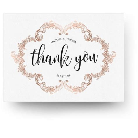 how to create thank you card designs templates ideas anouk invitations