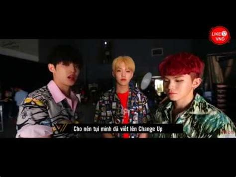 film up vietsub like17vnd vietsub svt leaders change up mv behind