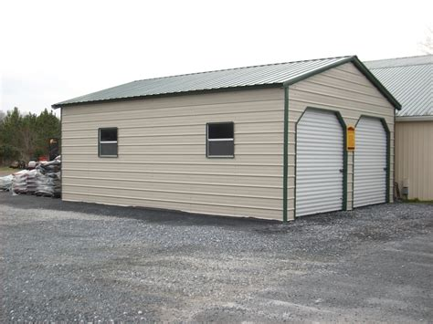 Garage Car Port by Carports Metal Carports Tennessee Tn Steel Garages