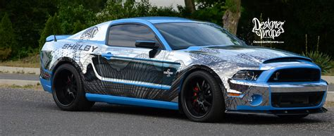 ford mustang shelby 1000 world wide wrap carwrap community