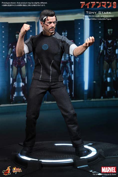 Tony Stark Ironman Tees Ks Irn 01 product announcement toys mms191 iron 3 1 6 tony stark armor testing vers 3 8