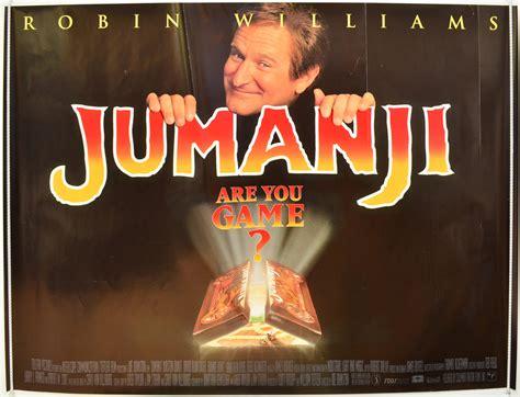 jumanji movie poster jumanji original cinema movie poster from pastposters
