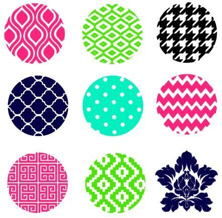 pattern vinyl for cricut round circle background patterns instant download cut file