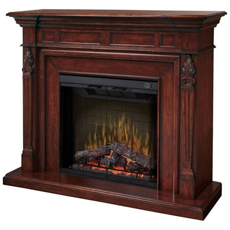 dimplex torchiere electric fireplace and mantel with