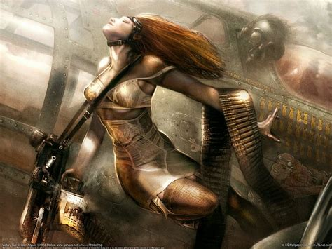 1680 215 1050 cg 1920 1200 cg victory gal fantasy girls cg artwork 1920x1200 14