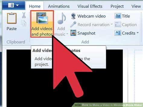 tutorial como editar videos no windows movie maker how to make a video in windows movie maker 13 steps