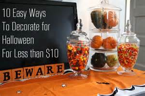 How To Decorate For Halloween Cheap 20 Classic Halloween Decorations Ideas Picshunger