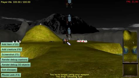 game engine mod support castle game engine support us on patreon demo r video