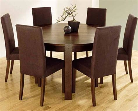 dining room table leather chairs 10 modern dining room sets with awesome upholstery rilane