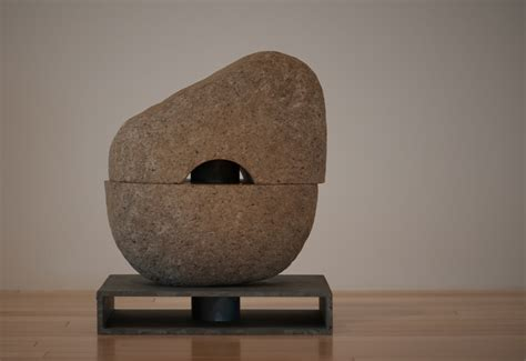 Extra Long Kitchen Island basalt marble and granite sculptures of isamu noguchi