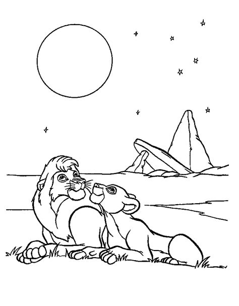 lion king broadway coloring pages coloring page the lion king coloring pages 25