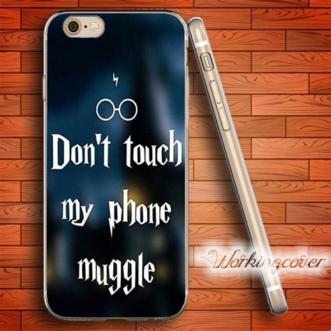Harry Potter Quotes Casing Iphone 7 6s Plus 5s 5c 4s Cases Samsung coque harry potter phone quotes soft clear tpu for