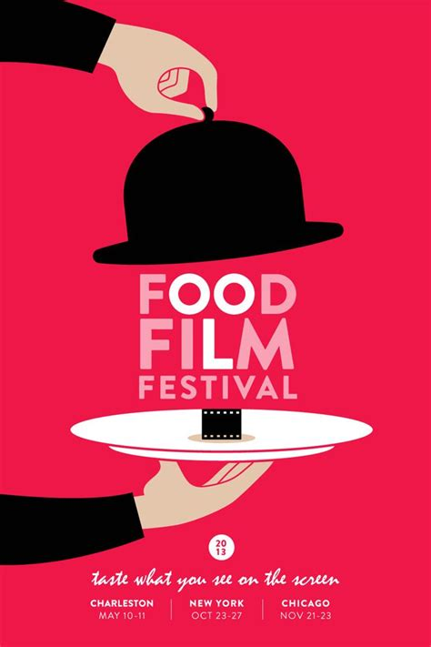 poster design nice beautiful poster designs food film film festival poster