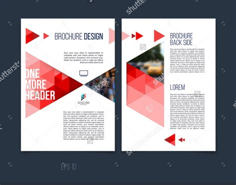 Corporate Brochure Design by 20 Creative Brochure Designs Psd Design