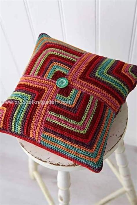 Crochet Pillow by Free Crochet Pillow Patterns Beautiful Crochet