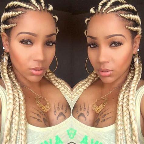 pushback braids plainting styles hairstyles that stay trendy cornrows ghana braids