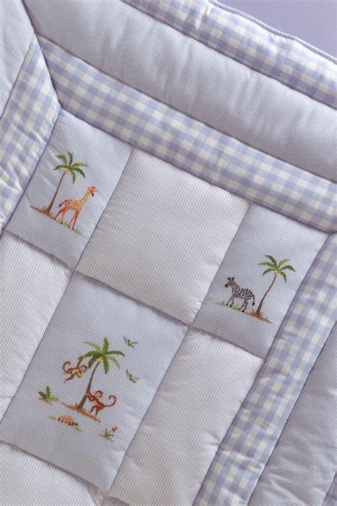 gordonsbury crib bedding gordonsbury on safari crib quilt blue featured at